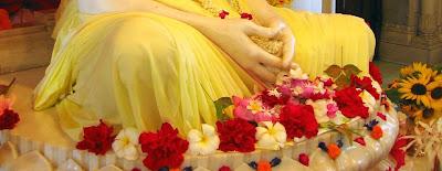Hand of Rama Krishna