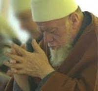 Sidi Muhammad al Jamal ash Shadhiliiya Sitting in Meditation
