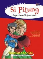 Si Pitung, Superhero Betawi Asli