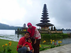 Zara n Family @ BALI