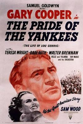 El orgullo de los Yanquis (1942)