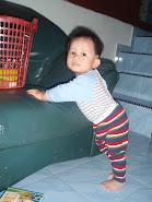 Adam - 9 bulan