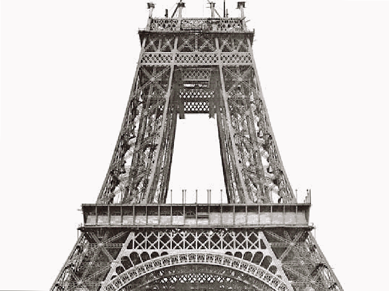 a report on eiffel tower built in 1889 for the celebration of the centennial of the french revolutio Quizlet provides eiffel tower, gustave eiffel activities, flashcards and games start learning today for free.