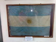 Corrientes Tierra de gauchos Patriotas rindiendo homenaje al Gral. San Martin