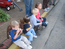 Tupelo High School Homecoming Parade 10/30/08