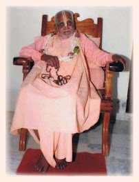 Srila Bhakti Vaibhava Puri Goswami Maharaja