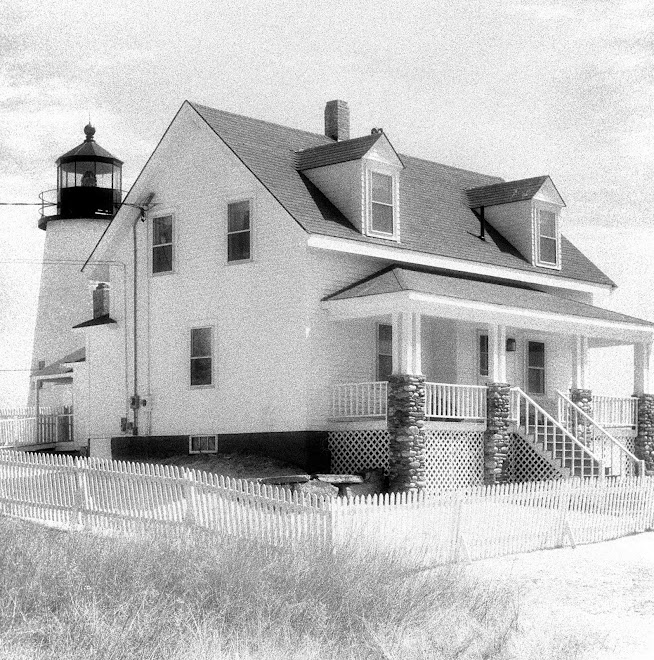 Pemequid Lightkeeper's House, Maine