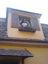 ...deschid fereastra care da in piept.