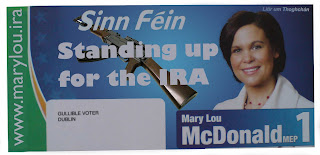 Shinners Standing up for the IRA