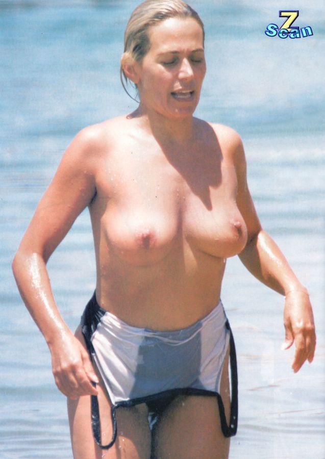 Barbara D Urso Nuda