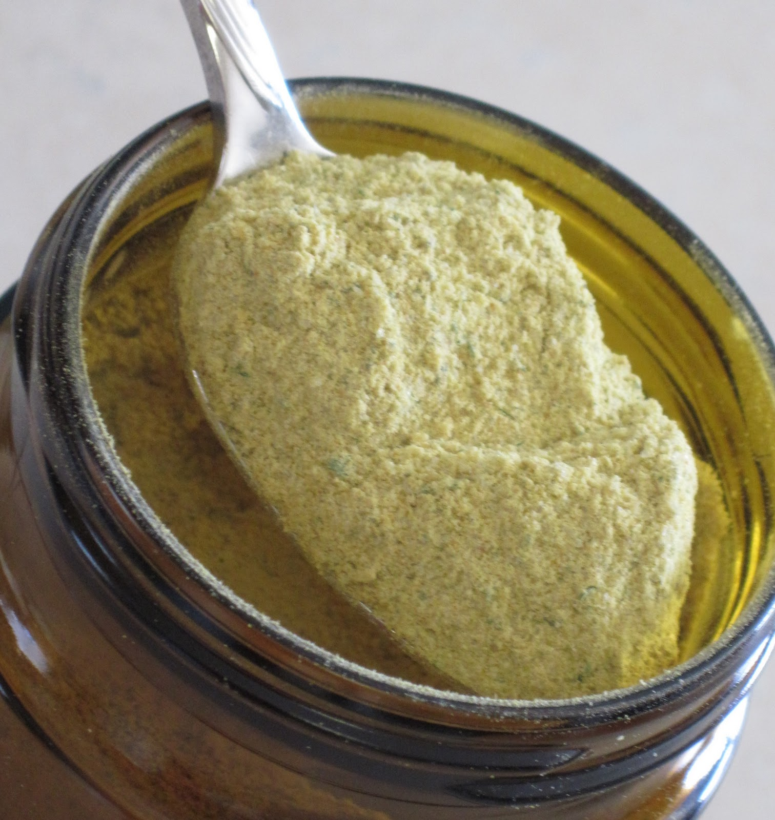 Homemade Chicken Bouillon Powder