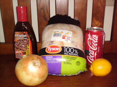 Recipe for coke can chicken