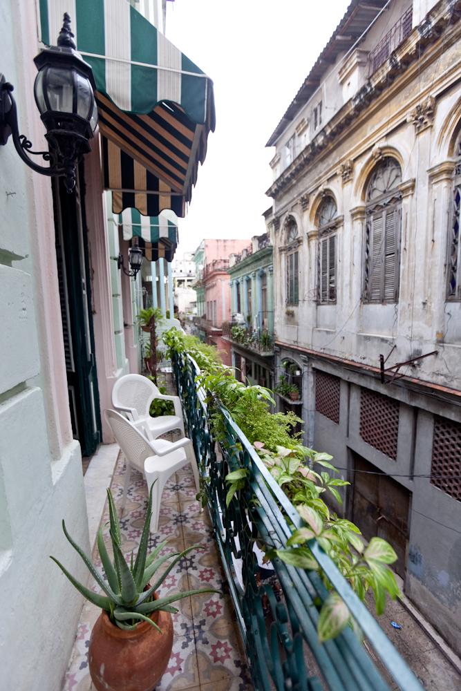Casa Mercedes Habana Vieja