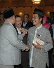 Peluncuran Buku HM Soeharto Membanun Citra Islam