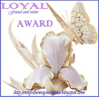 Loyal Friend And Visitor Award 2009