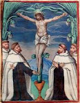 Crucified Christ and Cistercians