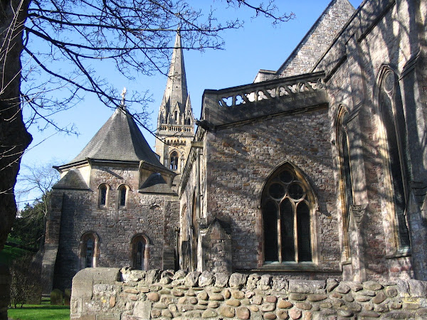 Abbey Church of Our Lady and St Tydfil-Llandaff Cathedral