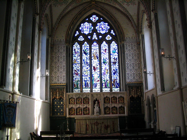 Lady Chapel at Llandaff