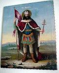 Saint Tewdrig /King Theoderick