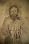 St Derfel, Patron Saint of Cwmbran