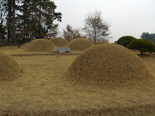 Traditional Grave Mounds