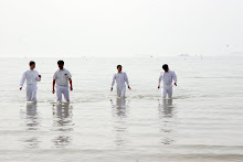 Daechon Beach Baptism