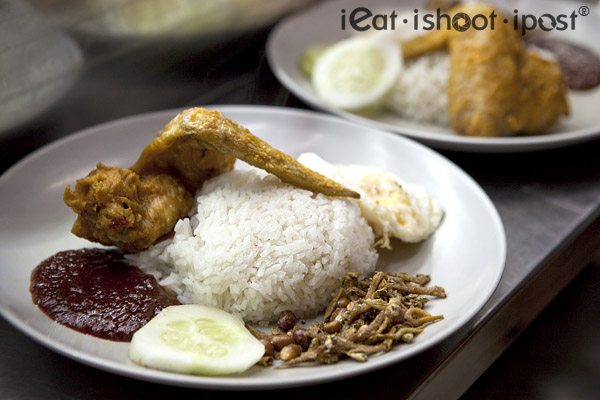 Latest Boon Lay Power Nasi Lemak Reviewed by ieatishootipost