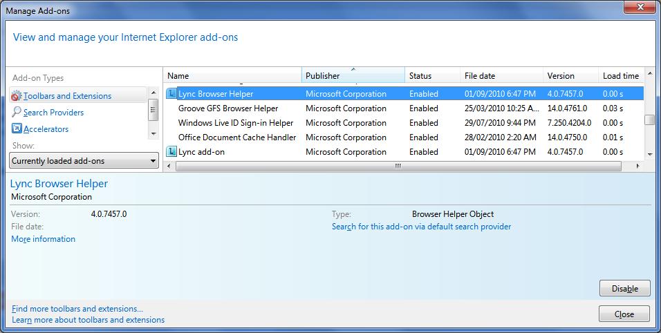 Detecting Windows Internet Explorer More Effectively