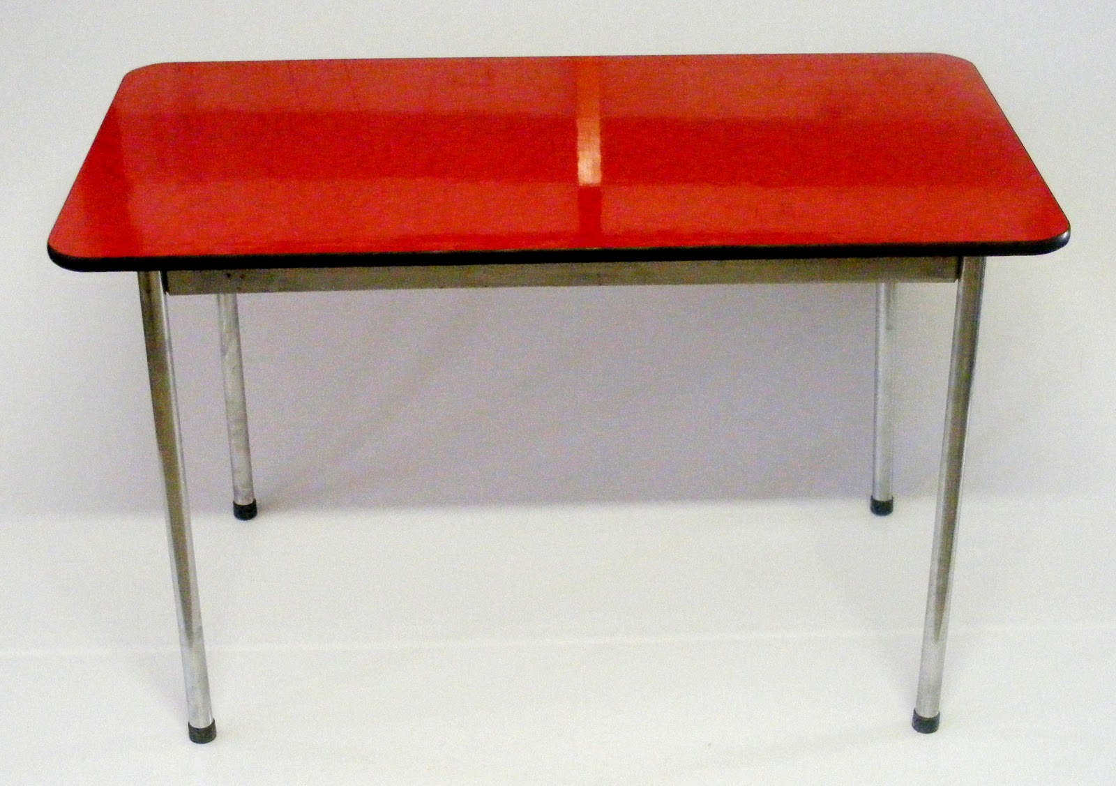 6 seater red formica kitchen table - Formica Kitchen Table