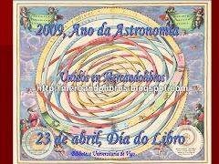 """""""ANO DA ASTRONOMÍA NO DÍA DO LIBRO"""""""
