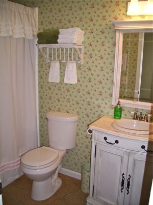 Redesign My Bathroom Of The Polka Dot Closet My Bathroom Remodel