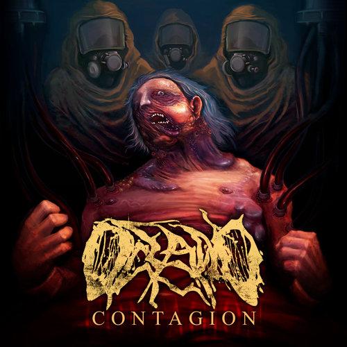 Mosh Rebellion: Album Review: Oceano - Contagion
