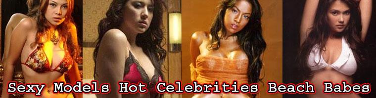 Sexy Models Hot Celebrities Beach Babes