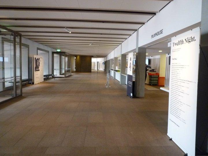 Opera House Western Foyer : Py nov the sydney opera house essential tour