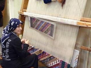 Entornos turqu a y sus huellas turqu a kilims y for Origen de alfombra