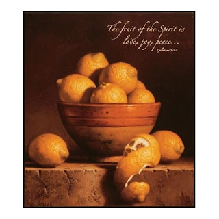 Fruit of the Spirit, image courtesy of Cindy Price, Charlotte Bible Study Examiner