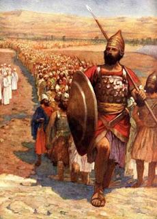 Joshua: the mind of a conqueror, Image courtesy of godsacres.org