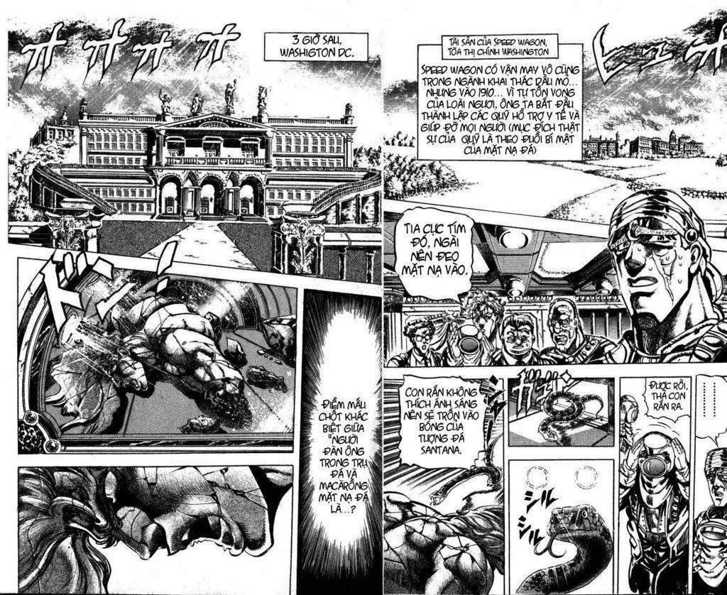 JoJo Bizarre Adventure trang 2