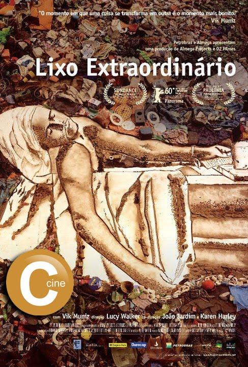 Lixo Extraordinário DVDRip RMVB Nacional Lixo extraordin 25C3 25A1rio