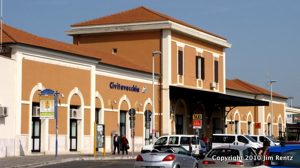 Cruise anchor how to travel from civitavecchia to rome by - Train from rome to port of civitavecchia ...