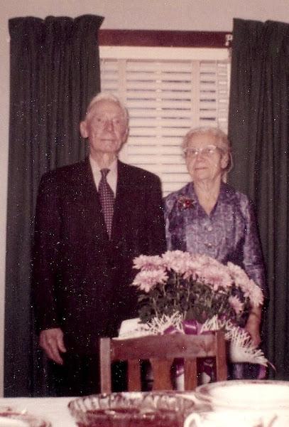 Uncle John & Aunt Susan (Southard) Chapman