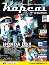 Kapcai Magazine March 2010