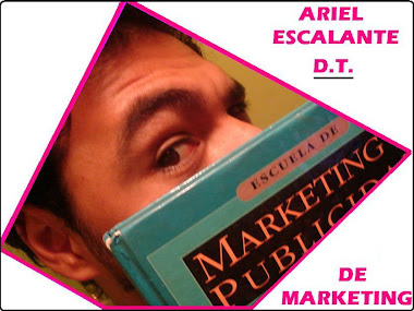 AREL ESCALANTE  D.T. DE MARKETING