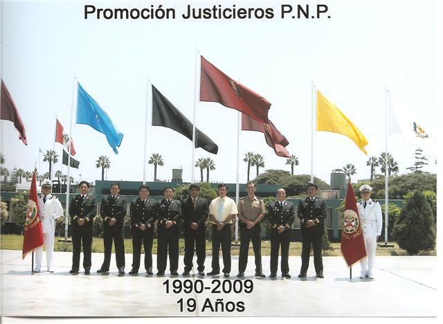 JUSTICIEROS EO PNP