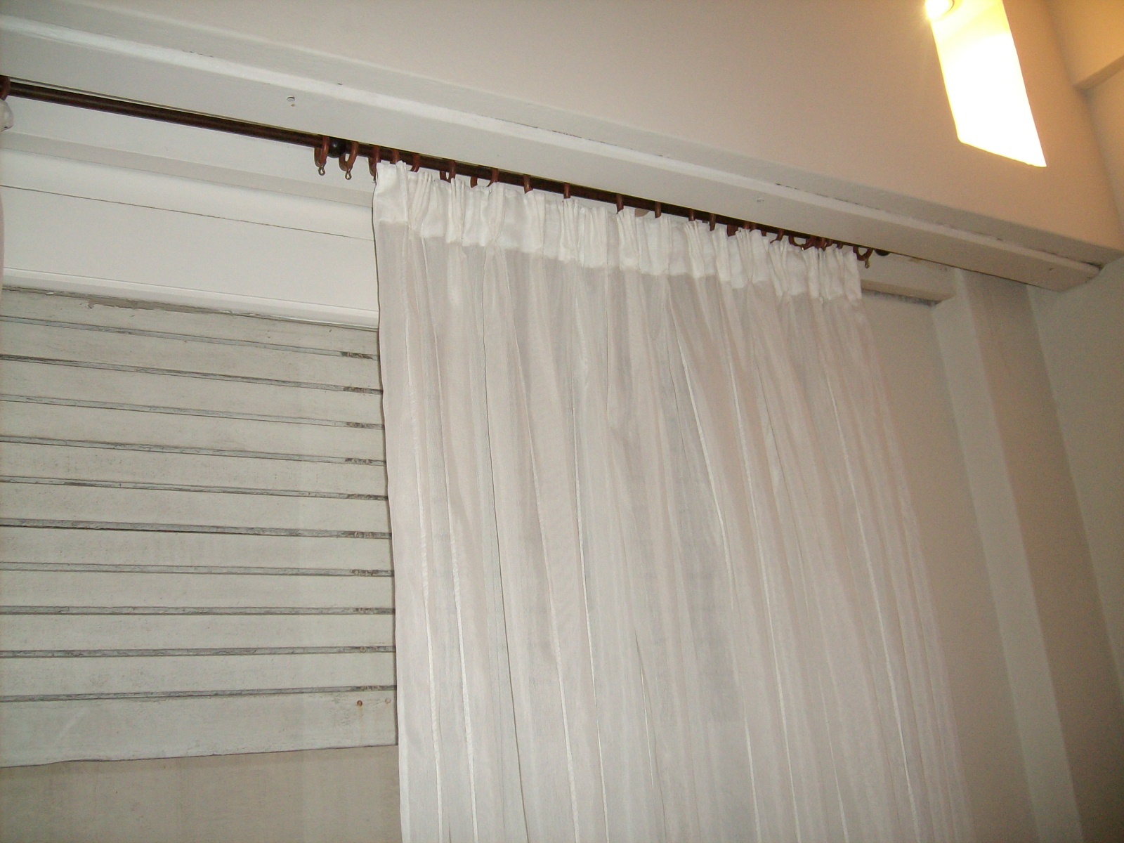 Silvana butto asociados cortinas for Cortinas con argollas