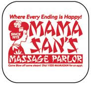Mama San's Happy Ending Massage Parlor