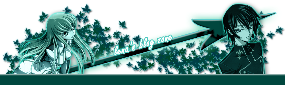 Lena's Blog Zone
