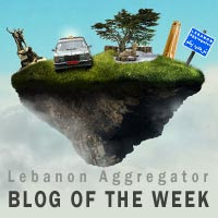 Lebanon Aggregator : Blog of the Week