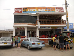 "RESTAURANT   "" PEDRO PABLO """