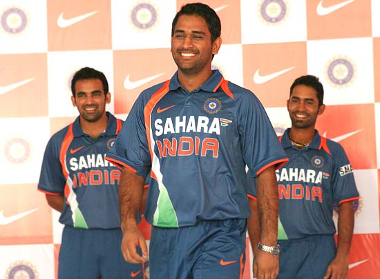 2011 cricket world cup kits. Nike will be released this kit
